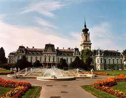 Туры в Венгрию в Кестхей