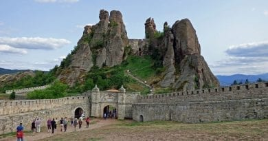 Экскурсионный отдых в Болгарии