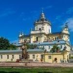 Несколько красивейших городов Украины