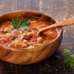 Рецепты харчо с рисом, секреты выбора ингредиентов и добавления