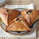 Рецепты треугольников с мясом и картошкой, секреты выбора