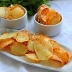 Рецепты чипсов в домашних условиях, секреты выбора ингредиентов и