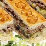 Рецепты пирога с картошкой и грибами, секреты выбора ингредиентов и