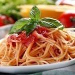 Рецепты спагетти с томатной пастой, секреты выбора ингредиентов и