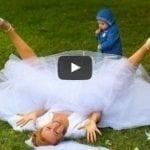 Свадьба – это иногда смешно (VIDEO)