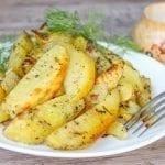 Вкусно пожарить картошку – праздничное и экономное блюдо!