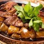 Рецепты утки с картошкой в духовке, секреты выбора ингредиентов и