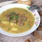 Гороховый суп – пошаговый рецепт с фото