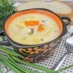 Суп из плавленных сырков – пошаговый рецепт с фото