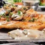 Рецепты мяса по-французски с грибами, секреты выбора ингредиентов и