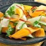 Рецепты салата с огурцом и морковью, секреты выбора ингредиентов и