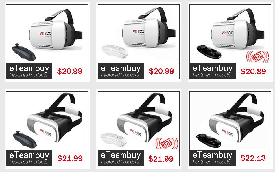 vr-prices
