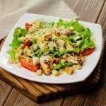 Рецепты вкусного салата на скорую руку, секреты выбора ингредиентов и
