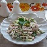 Рецепты салата на скорую руку, секреты выбора ингредиентов и