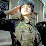 Девушки в армиях разных стран