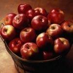 Притча про ведро с яблоками