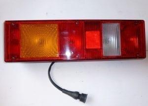 светодиодные фонари на полуприцеп