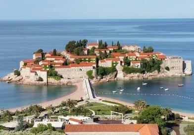 Пляжный отдых в Черногории